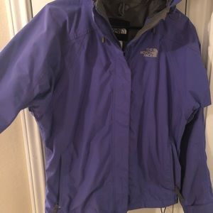 The North face women's snow coat